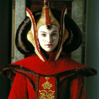 The Padme's Throne Room headpiece